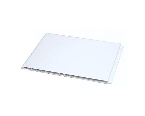Панель ПВХ 0,25х3м 10мм СПП белая матовая